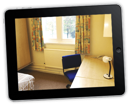 College Rooms in Hamstead Hall